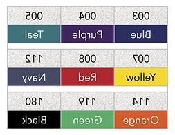 Rainbow Accents 0961JC004 Standard Bookcase, Purple