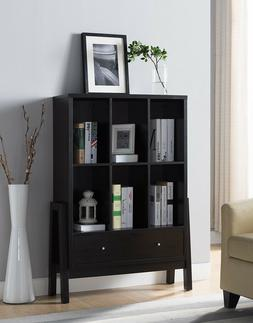 171974 Smart Home Bookcase Display Stand with Drawers