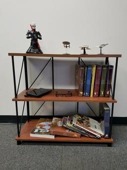 3 Shelf Bookcase   Office Home Furniture *****