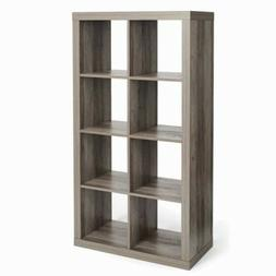 8 Cube Storage Organizer Shelf TV Stand Bookcase Dorm Furnit