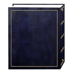 Pioneer Photo Albums Magnetic Self-Stick 3-Ring Photo Album