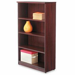 Alera? ALEVA635632MY Valencia Series Bookcase - 4 Shelves -
