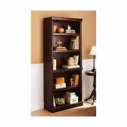 Better Homes and Gardens Ashwood Road 5-Shelf Bookcase, Mult