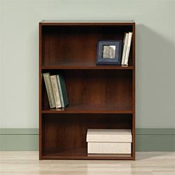 Beginnings 35.25 Bookcase, Brook Cherry