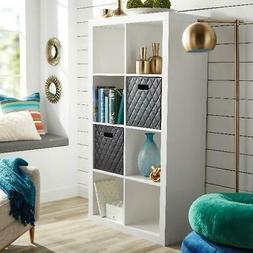 Better Homes & Gardens 8-Cube Organizer, Multiple Colors   S