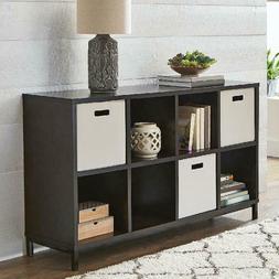 Better Homes & Gardens 8 Cube Storage Organizer with Metal B