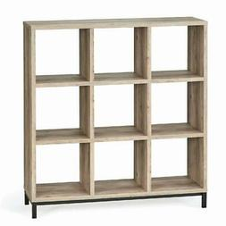 Better Homes and Gardens 9 Cube Storage Organizer with Metal