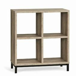 Better Homes & Gardens Square 4-Cube Storage Organizer with