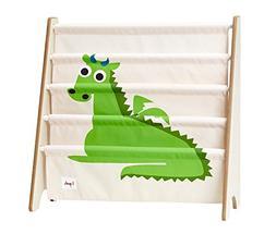 3 Sprouts Book Rack – Kids Storage Shelf Organizer Baby Ro
