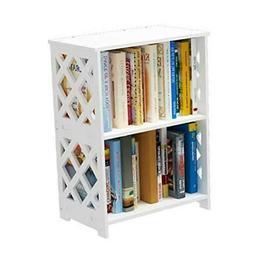 bookcase 2 tier small kids bookshelf book