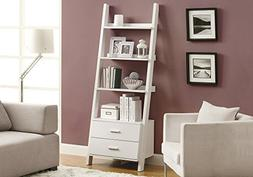 Bookcase with Two Storage Drawers