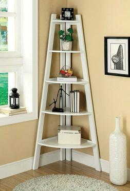Furniture of America bookcases, White