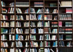 bookshelf retro bookcase backdrop 7x5ft vinyl library