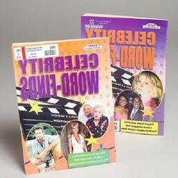celebrity word find book case pack 24
