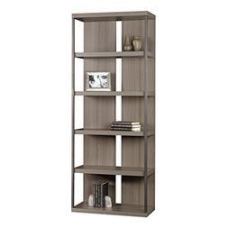 """Sauder International Lux 71.95"""" Bookcase"""