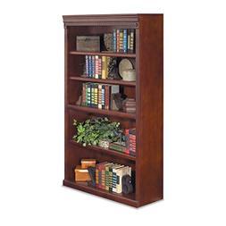 "Martin Furniture Huntington Club Office Open Bookcase, 60"""