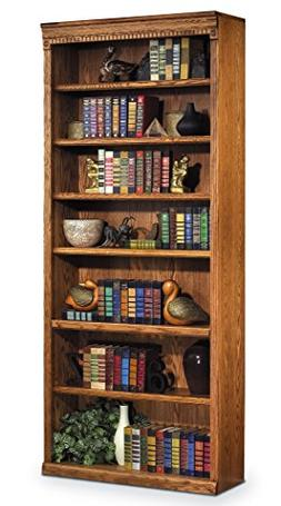 kathy ireland Home by Martin Huntington Oxford Wood Bookcase