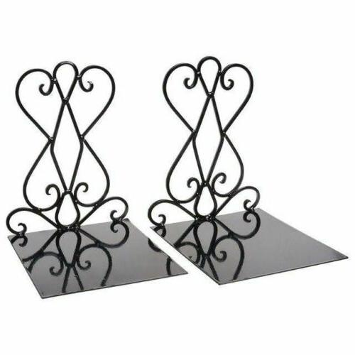 1 Bookends Stand Desktop Rack For Home