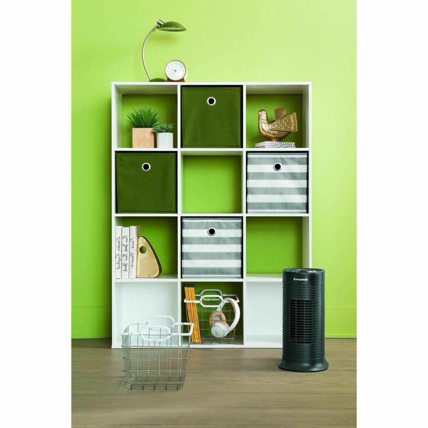 12-Cube Cubby Organizer Closet Shelf Box