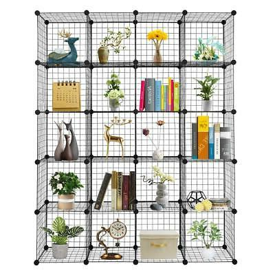 20 Cubes Organizer Cabinet