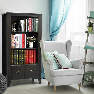 3 Shelf Adjustable Shelves Organizer Furni W/2