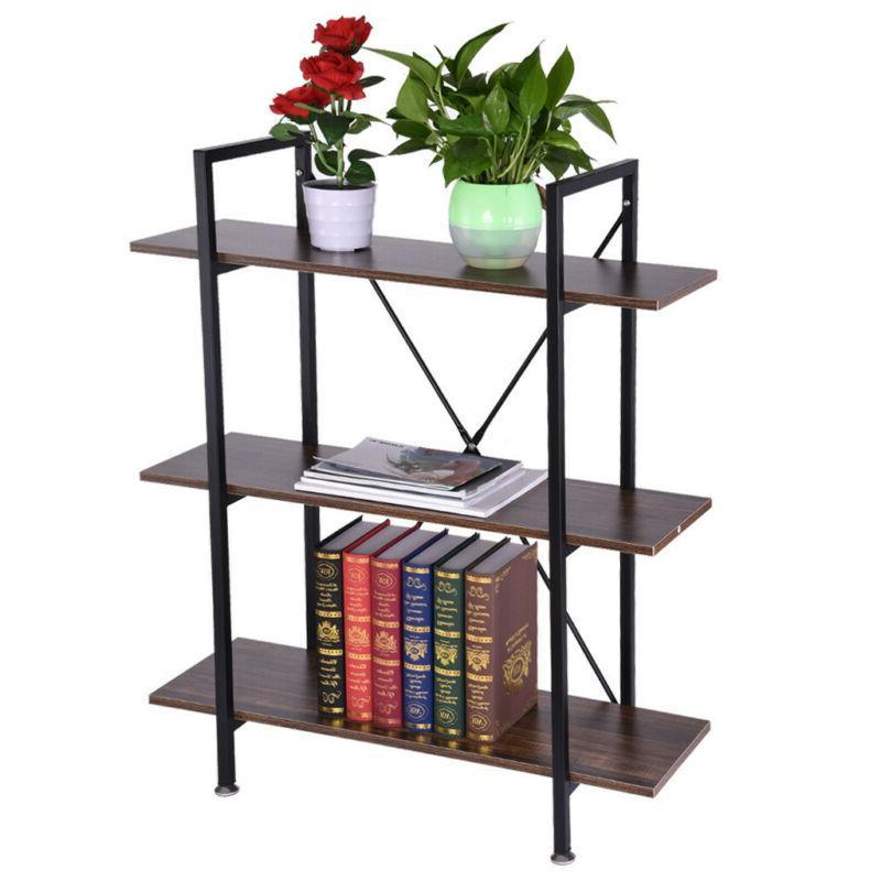 3-Tier Book Shelves