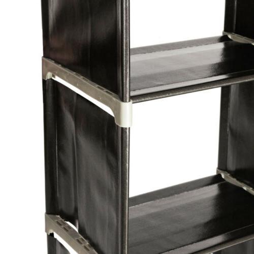 Storage Organizer Shelves 6 Cubes Bookcase Waterproof