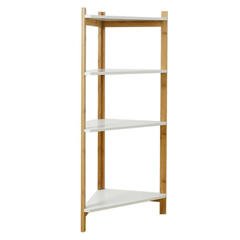 4-Tier Leaning Ladder