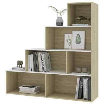 4 Bookcase Book Corner Shelf Room Display Storage Rack