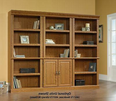Sauder Hills Library Doors, Carolina Oak®
