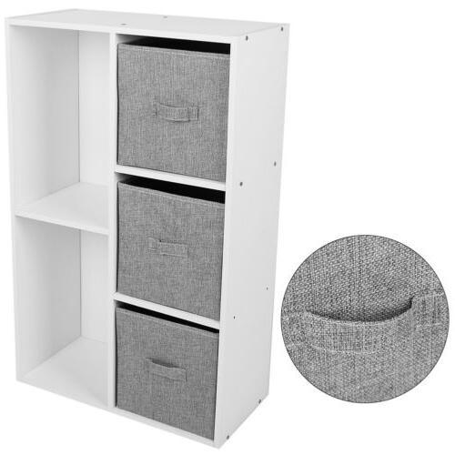 5/7 Bookcase CD Storage Drawers