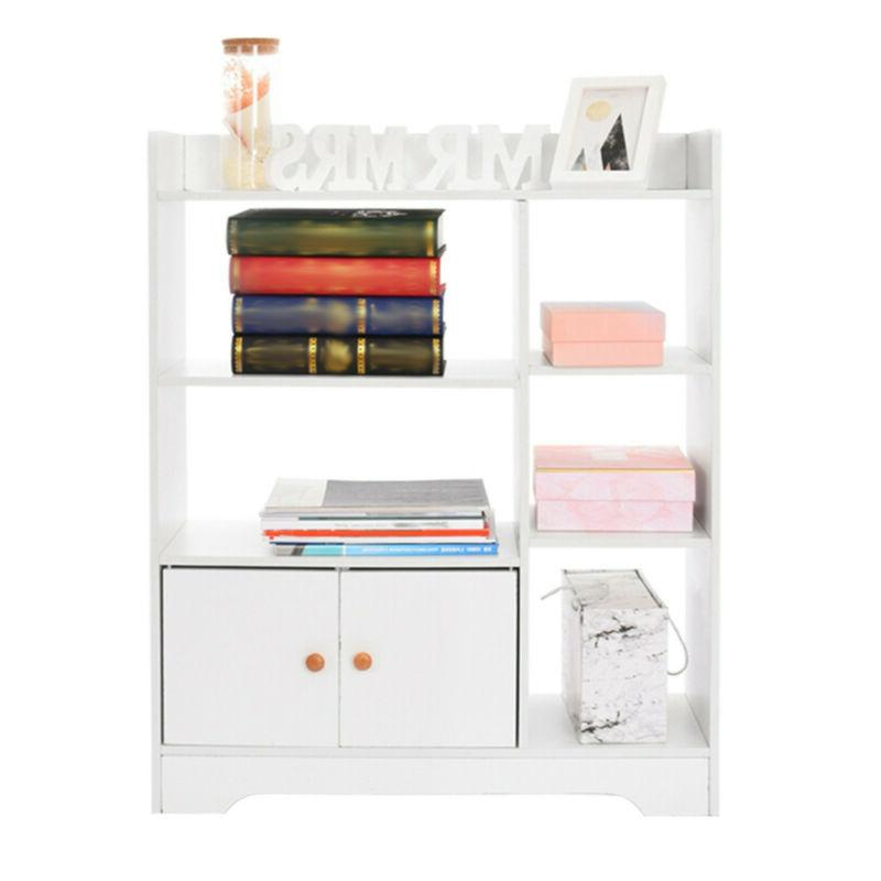 Bookcase Storage Furniture Display 2