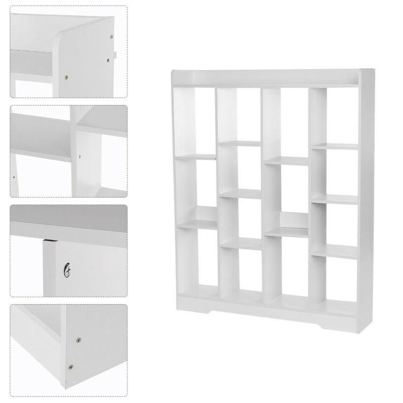Adjustable Storage Bookshelf
