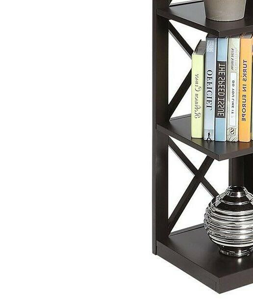 5 Display Shelves Storage Organizer