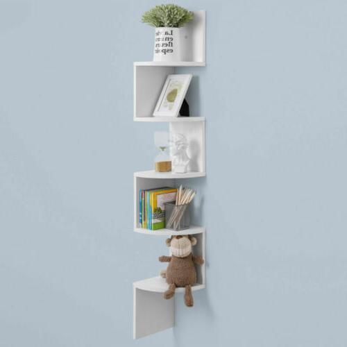 5 Tier Bookshelf Storage with