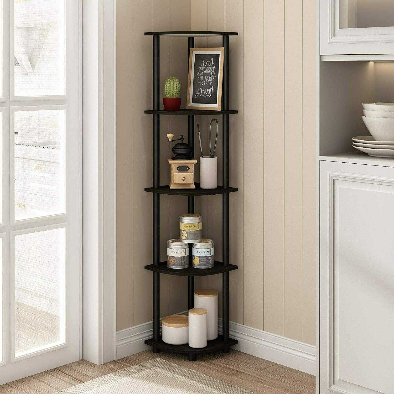 5 Wood Bookshelf Bookcase