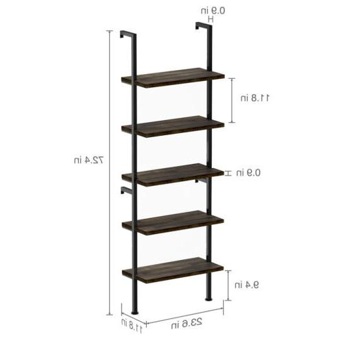 Shelf Ladder Storage Display