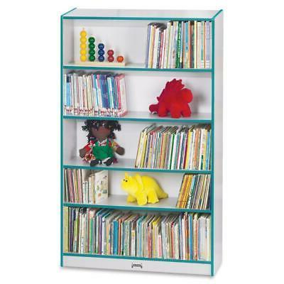 "Rainbow Accents 60"" Bookcase - 36.5"" Depth"