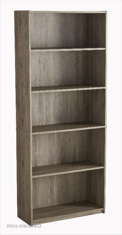 """71"""" Adjustable 5-Shelf Storage Book Wide Bookshelf"""