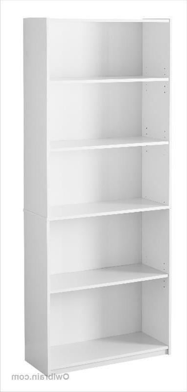"71"" Adjustable Storage Shelving Wide Bookshelf Furniture"