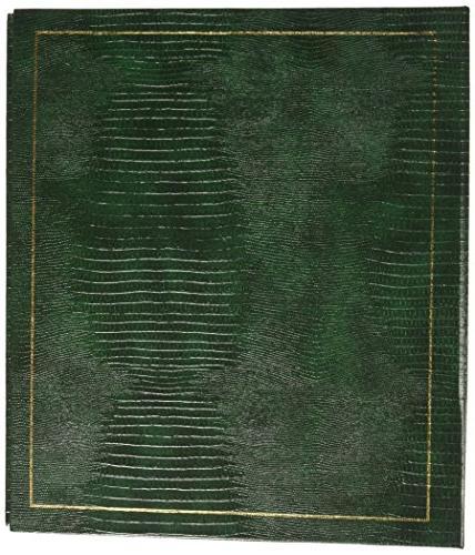 Magnetic Self-Stick Album Hunter Green