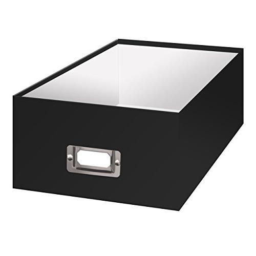 Pioneer Storage Box, Black