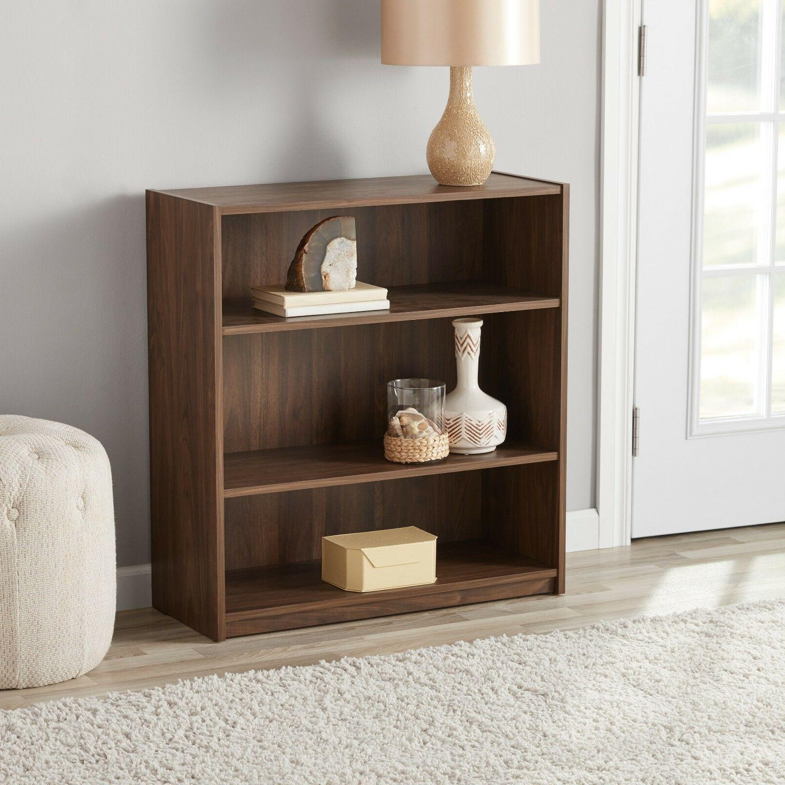 Bookcase Wide Shelving