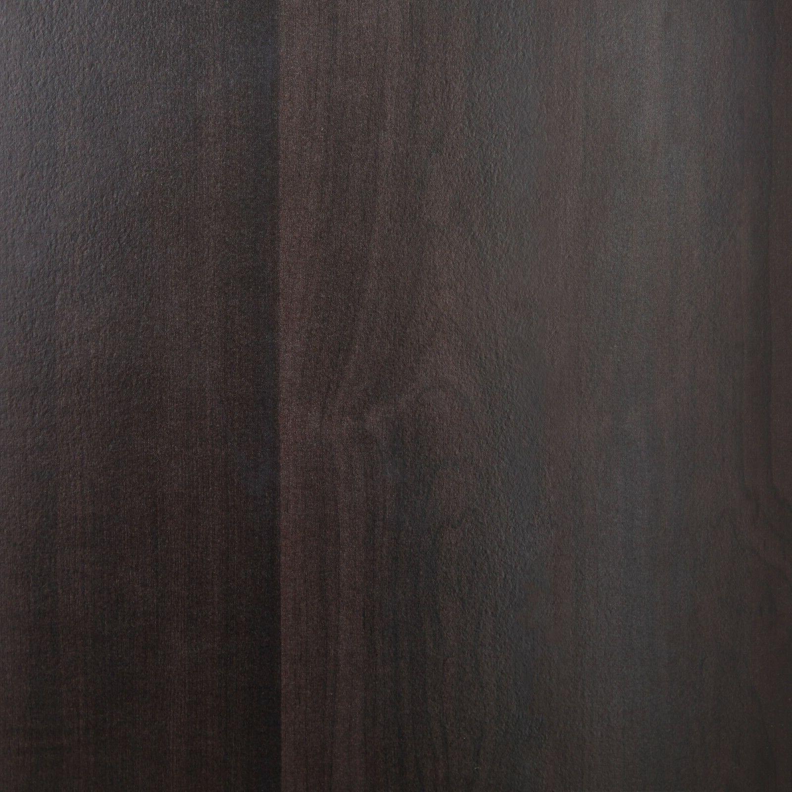 Adjustable 5-Shelf Bookcase Wood Book Shelving Storage Wide