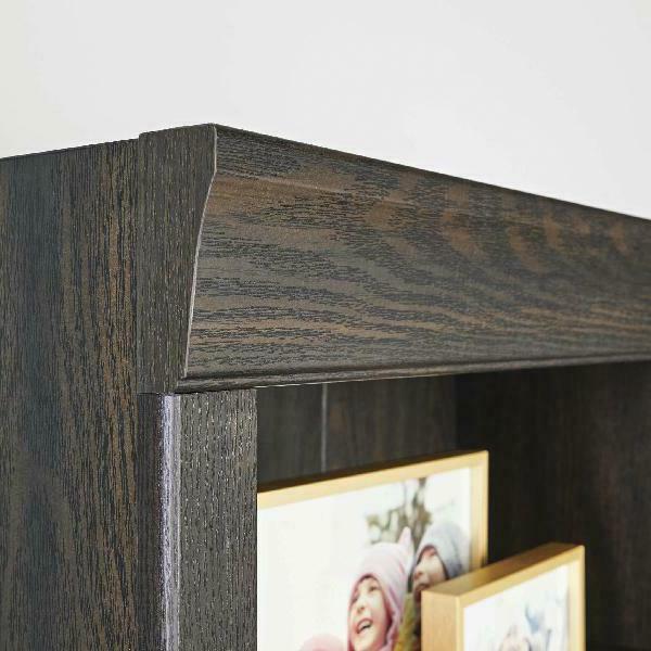 Better & Glendale Bookcase, Dark Finish