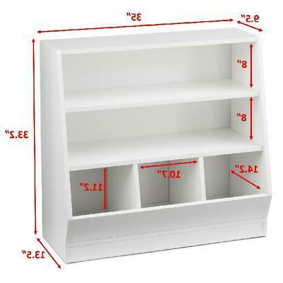 Bin Storage and Case Room Bedroom Finish Game Zone