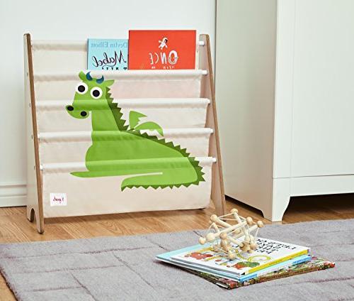 3 – Kids Shelf Organizer Baby Room Bookcase Furniture,