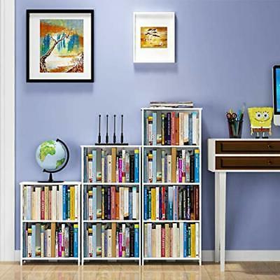Bookcase, 2 Kids Storage Shelf Night
