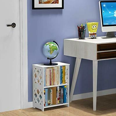 Bookcase, Kids Organizer Storage Rack, Night