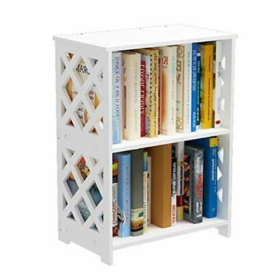 Bookcase, 2 Small Kids Bookshelf,
